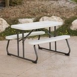 picnic table tables rental, houston, tx - kingkongpartyrentals.com