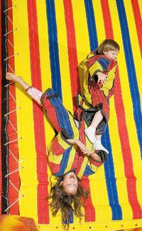 velcro wall  rental, houston, tx - kingkongpartyrentals.com