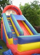 22ft dry slide rental, houston, tx - kingkongpartyrentals.com