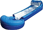 texas wild slip n slide with pool rental, houston, tx - kingkongpartyrentals.com